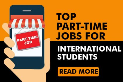 top part-time job for international students
