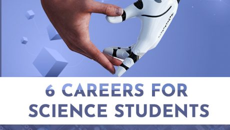 6 careers for science students