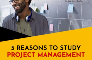 5 reasons to study project management