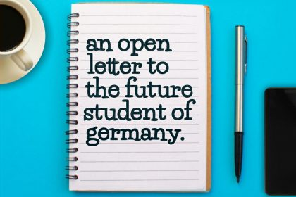 an open letter to future student in germany